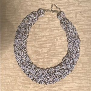 Breaded Statement Necklace